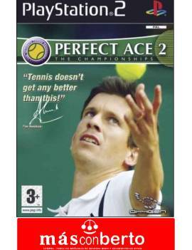 Juego PS2 Perfect Ace 2 The...