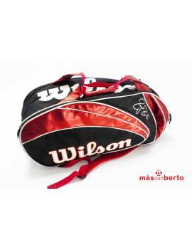 Bolso Wilson para raquetas...