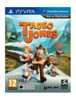 Juego PSVita Tadeo Jones