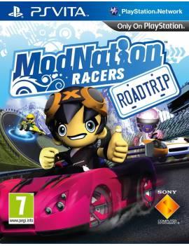 Juego PSVita ModNation Racers