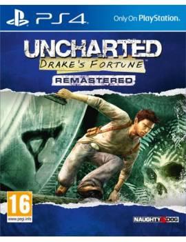 Juego PS4 UNCHARED El...
