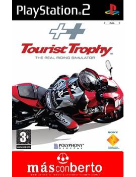 Juego PS2 Tourist Trophy