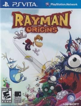 Juego PSVITA Rayman Origins