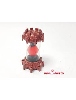 Base skylander con piedra roja