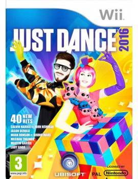 Juego WII Just Dance 2016