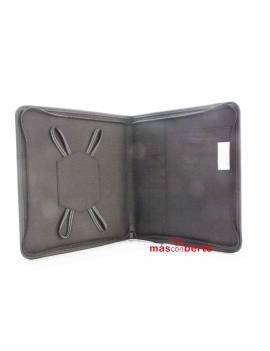 Funda tablet porta documentos