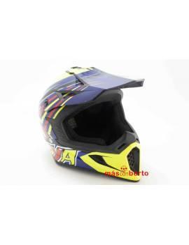 Casco Motocross ECE-R22.05...
