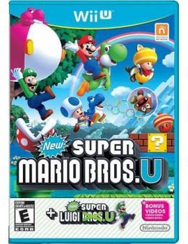 Juego WII U New Super Mario...