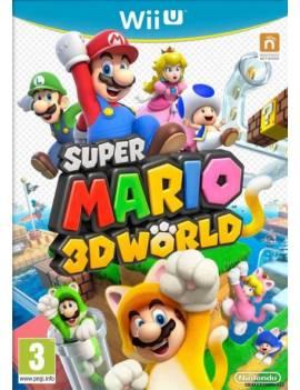 Juego WII U Super Mario 3D...