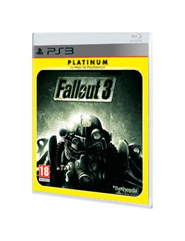 Juego PS3 FallOut 3