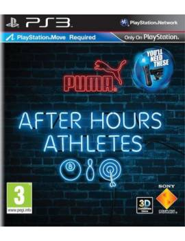 Juego PS3 PUMA After hours...