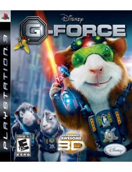 Juego PS3 G-FORCE
