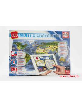 Puzzle Educa Mapamundi 150...