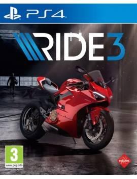 Juego PS4 Ride 3