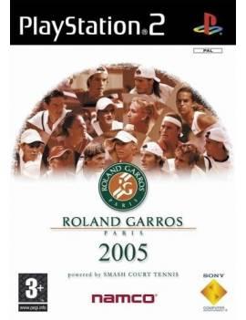 Juego PS2 Roland Garros 2005