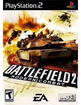 Juego PS2 Battlefield 2...