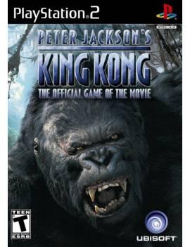 Juego PS2 King Kong