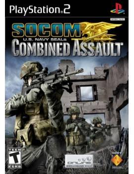 Juego PS2 Socom Combined...