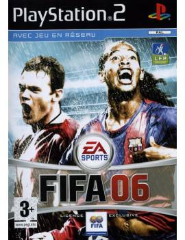 Juego PS2 Fifa 06