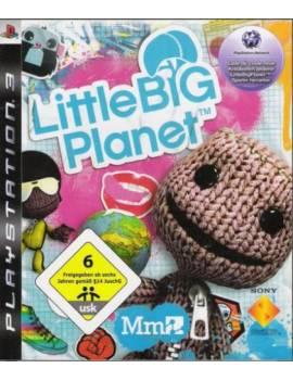 Juego PS3 LittleBig Planet