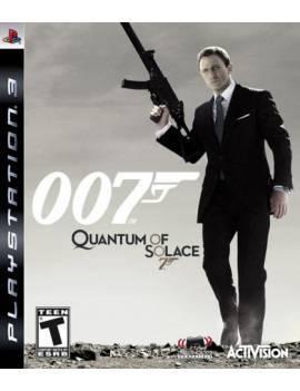 Juego PS3 007 Quantum of...