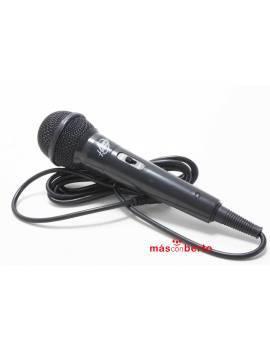 Micrófono marca LarryHouse...