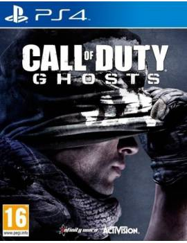 Juego PS4 Call of dutty Ghosts