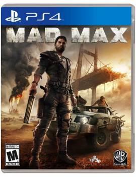 Juego PS4 Mad Max