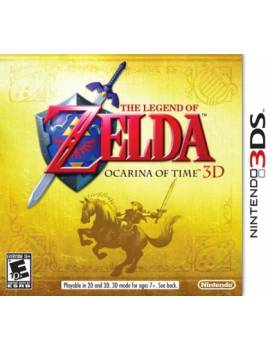 Juego 3DS The Legends of...