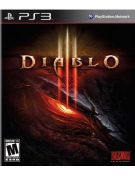 Juego PS3 Diablo III
