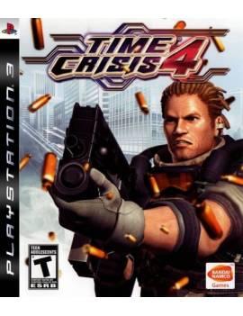 Juego PS3 Time Crisis 4