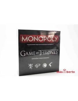 Juego de mesa Monopoly...