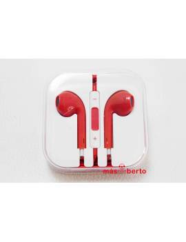 Auriculares OneMax Rojo AW1001