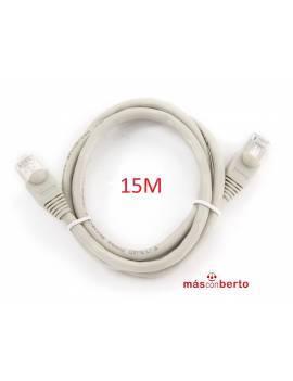 Cable de Red Cat5 UTP 15M...
