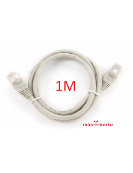 Cable de Red Cat5 UTP 1M...