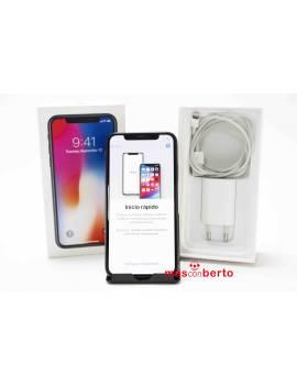 Móvil Apple Iphone X 64GB