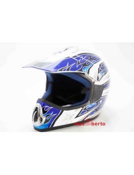 Casco motocross Polaris...