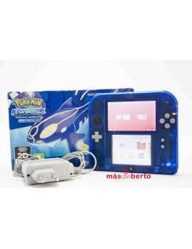 Consola Nintendo 2DS Azul
