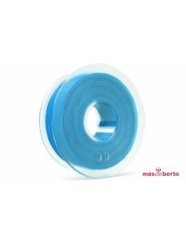 Bobina 1kg PLA azul topacio...