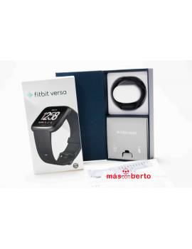 Smartwatch Fitbit Versa Negro