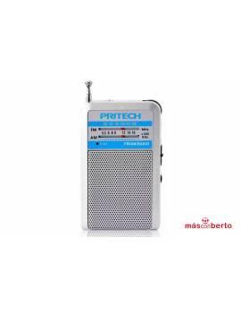 Radio AM/FM 2 bandas...
