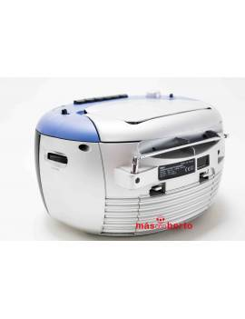 Radio CD Casette NEC modelo...