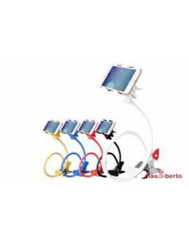 Soporte flexible móvil...