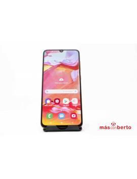 Móvil Samsung A70 Rosa