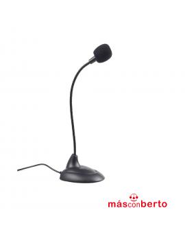 Micrófono Sobremesa Mic-205...