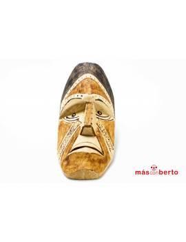 Máscara tribal madera