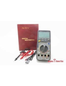 Multímetro Metex M-3850M