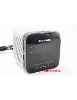 Radio Despertador Grundig...