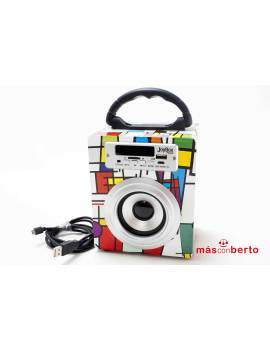Altavoz JoyBox Pocket