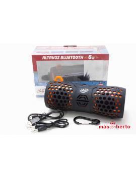 Altavoz 6W Sub rojo LH1518